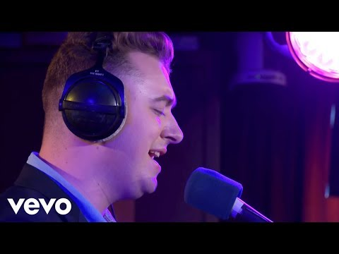 Sam Smith - Fast Car (Tracy Chapman cover in the Live Lounge)