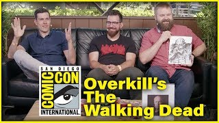 Overkill's The Walking Dead with Robert Kirkman | SDCC 2018