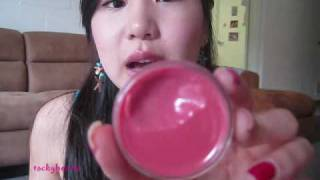 MAC Tinted Lip Conditioner Review & Color Comparison