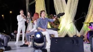 Đám cưới KHỞI MY & KELVIN KHÁNH  bị Thanh Duy Idol và Hoà Minzy troll siêu bựa trong tiệc cưới