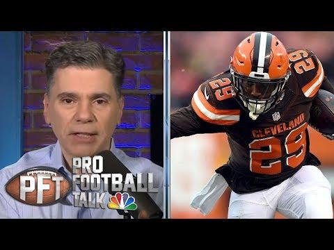 Why Cleveland Browns need to trade Duke Johnson | Pro Football Talk | NBC Sports