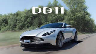 2018 Aston Martin DB11 Review
