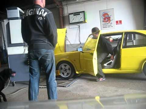 Dyno Test by Mrmotorsport