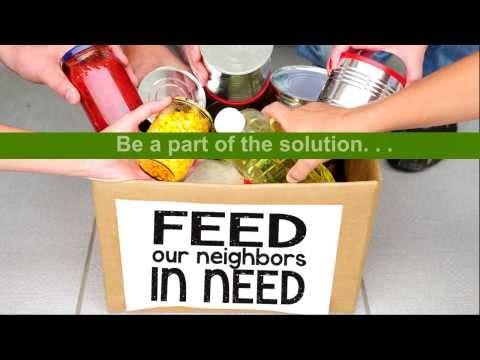 Feed Our Neighbors in Need - Faith Alliance 2014