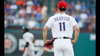 Yu Darvish's Pitching Repertoire