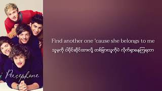 One Direction - Steal my girl   Myanmar Subtitles (Lyrics)