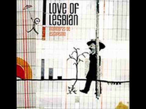 Love Of Lesbian - Maniobras de Escapismo (álbum completo)