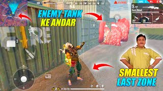 Funniest Booyah Ever In Free Fire || Crazy Solo vs Duo Gameplay || Garena Free Fire || P.K. GAMERS