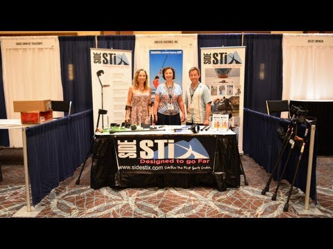 Rehab Summit 2013 - The booth setup...