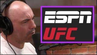 Joe Rogan on the UFC's Deal with ESPN