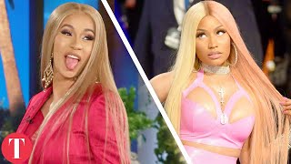 Cardi B VS. Nicki Minaj: Who Is The Queen Of Rap?