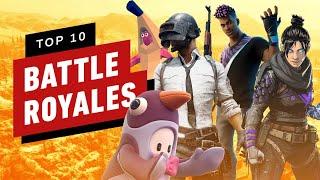 Top 10 Battle Royales