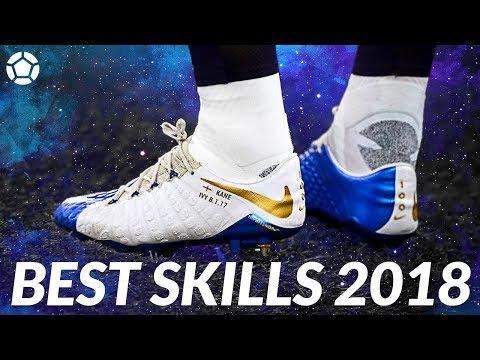 Best Football Skills ● 2018 ● 4K 🔥 #9
