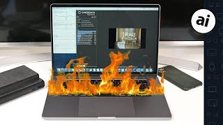 Thermal Throttling Tested! 16-Inch MacBook Pro 8-Core 2.4Ghz i9!