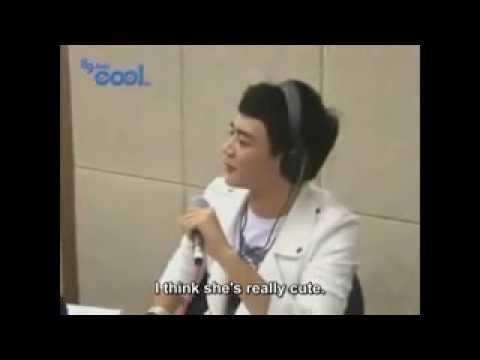 SHINee's Minho Likes Sulli! :)