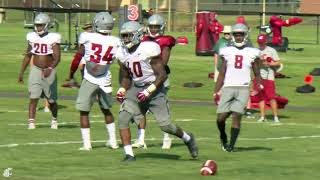 Mike Leach/Highlights after Fall Camp Day 4