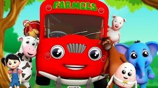 Top 50 Nursery Rhymes   Farmees   Kids Songs   Baby Rhymes   Children rhymes by Farmees