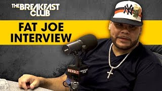 Fat Joe On The Streets Changing, Breaking Through Depression, Dropping New Music + More
