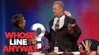 Tom Hanks Puns - Whose Line Is It Anyway?