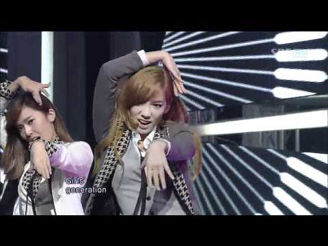 SNSD - Mr.Taxi (소녀시대-Mr.Taxi) @SBS Inkigayo 인기가요 20111113
