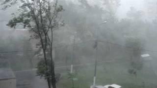 Ураган в Москве hurricane in Moscow