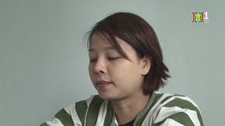 Nữ nhân viên ngân hàng VPBank trốn nợ 8,3 tỷ đồng ra đầu thú   Tin nóng 24H   Nhật ký 141