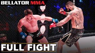 Full Fight | Kent Kauppinen vs. Alessio Sakara - Bellator 211
