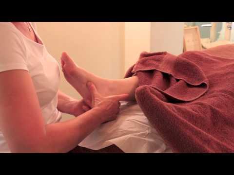 Pressure Points Massage Part 3
