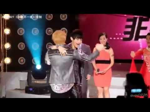 [Fancam] 120627 EXO-M - Kris & Tao Waltzing at Extremely Extraordinary
