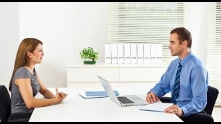 Job Interview Conversation - Interview Question and Answers in English
