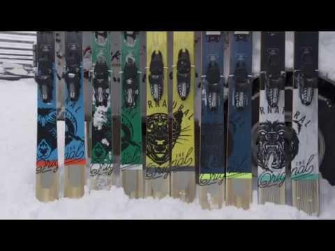 2017 Line Supernatural Skis - aussieskier.com