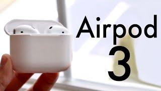 NEW AIRPOD 3 Are Weird...