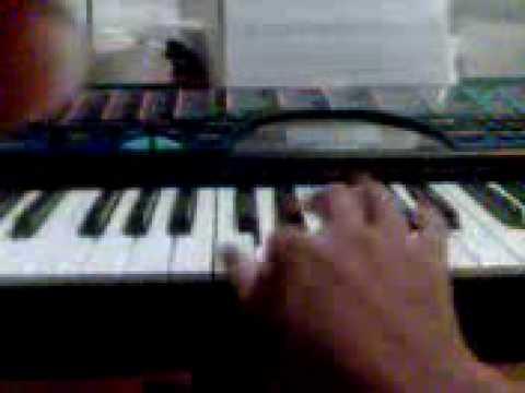 nestor en bloque-teclado
