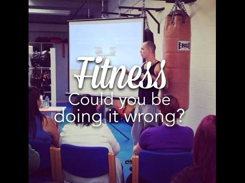 """Fitness"" - Could you be doing it wrong?"