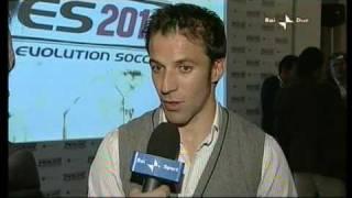 Intervista a Del Piero