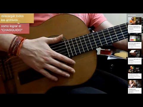 Tocar Cueca (tutorial) - por Jesús Amaya...