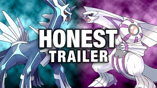 POKEMON DIAMOND AND PEARL (Honest Game Trailers)