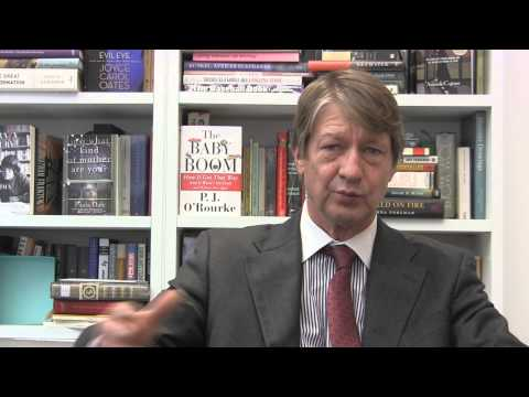 P. J. O'Rourke's THE BABY BOOM: Using up all the weird