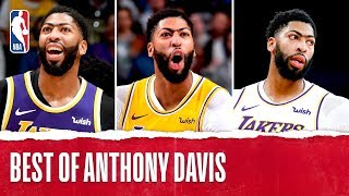 Best of Anthony Davis | Part 1 | 2019-20 NBA Season