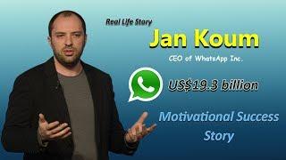 Whatsapp Success Story in Hindi   Whatsapp Founder Jan Koum Life Story