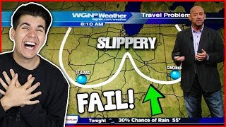 Funniest News Bloopers Ever! (Hilarious Fails)