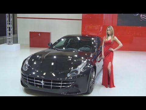 Ferrari FF Coupé (2015) Exterior and Interior in 3D