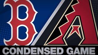Condensed Game: BOS@ARI - 4/6/19