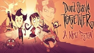 Don't Starve Together - A New Reign Trailer