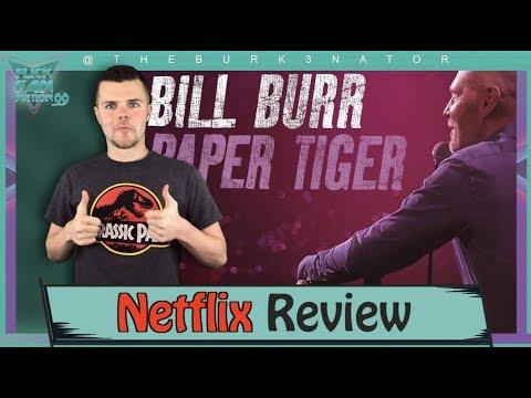 Bill Burr: Paper Tiger Netflix Review