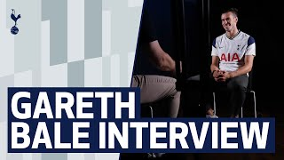 GARETH BALE'S FIRST INTERVIEW AFTER RETURN TO TOTTENHAM HOTSPUR   #BaleIsBack
