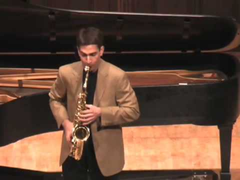 Jungle, by Christian Lauba / Doug O'Connor, alto saxophone