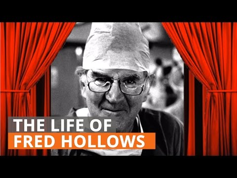 Meet Fred Hollows