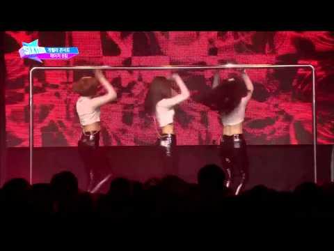 [SIXTEEN] Major B _ Hush (miss A) (Nayeon,Jungyeon,Tzuyu) [Episode 8 Cut] [Live] [HD]