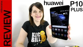 Video Huawei P10 Plus 128GB Plateado rmfIO3YshL4